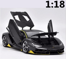 High simulation high quality models,1:18 scale alloy LP770 Centenario ghosts 640,Collection car model,free shipping
