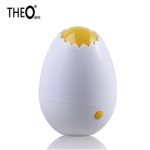 Theo 3D Electric Makeup Blender Puff 3D Vibrating Powder Puff Electric Foundation Puff Cosmetic Sponge HQT-FP001A