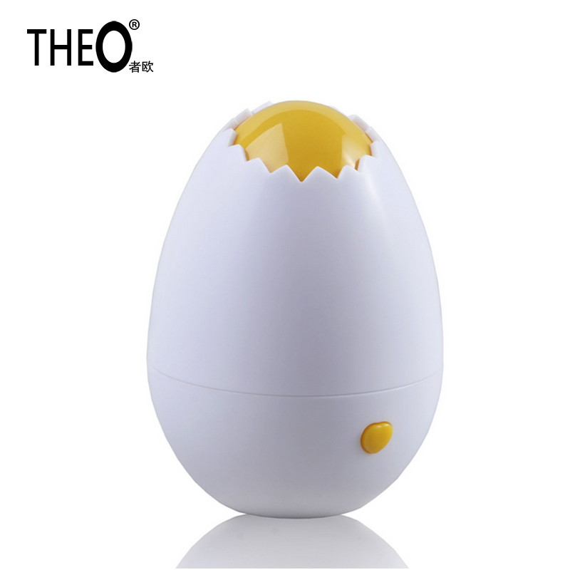 Theo 3D Electric Makeup Blender Puff 3D Vibrating Powder Puff Electric Foundation Puff Cosmetic Sponge HQT-FP001A<br>