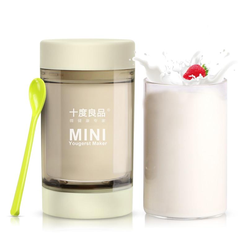Seed SD-699 Yogurt Machine Home Fully Automatic Mini Sub-cup Glass Liner Cup Yogurt  Maker<br>