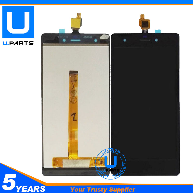 Complete Assembly For Wiko Pulp 4G LCD Display Screen With Digitizer Touch Panel<br><br>Aliexpress