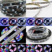 5M DC5V WS2812B 5050SMD 150LEDs RGB Dream Color Addressable LED Strip 30Pixel/M 10mm Black/White PCB IP20/IP67 Waterproof