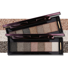Wei Ni Xiao Xiong 7 Color Diamond Eye Shadow Palette Wet or Dry Bright Shimmer Eyeshadow