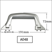 Replacement ABS PC luggage Handle