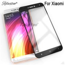 Glass Xiaomi Redmi 4x Screen Protector Tempered Glass xiomi Redmi Note 4 4X redme note4 note4x Protection Full Cover 9H Film