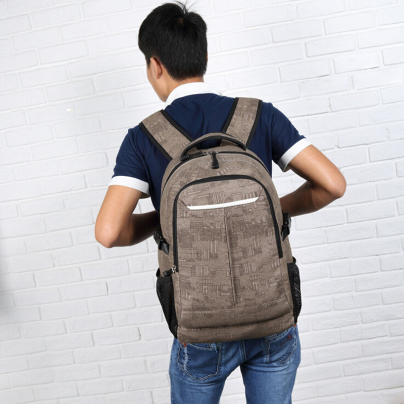 Men Canvas Backpacks Mens Fashion Backpack Travel Bags Mochila Feminina Casual Geometric Backpack Western College Style Bags<br><br>Aliexpress