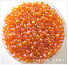 New Free Shipping Miyuki Delica Seed Beads 2mm Orange Color 8g/lot Wholesale(China)
