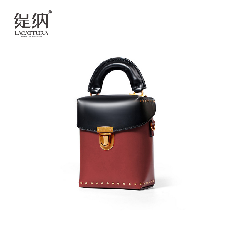 T0026 New Women vintage Messager mini Bags 2017 Genuine Leather Shoulder Bag Causal Crossbody Bag Women small Handbags Bolsas<br>