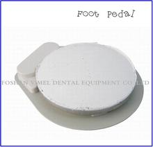Dental Material Round Pedal 2 Hole For Dental Portable Unit