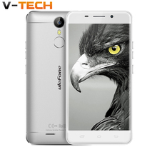 Original Ulefone Metal Finger ID Cellphone MTK6753 Octa core 5.0 inch Smartphone 3GB RAM 16GB ROM Android 6.0 Mobile Phone - V-Tech Motion limited store