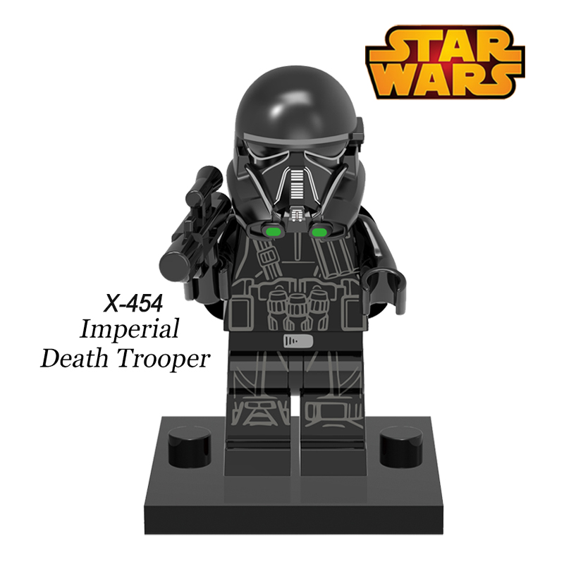 Building Blocks Imperial Death Trooper Hovertank Pilot Rogue One:A Star Wars story Super Heroes Minifigures Bricks Kids DIY Toys<br><br>Aliexpress