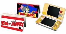 Tom & Jerry 239 Vinyl Skin Sticker Protector for Nintendo DSI XL LL for NDSI XL LL skins Stickers(China)