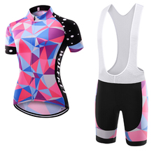 Wolfkei So Cool New Style Ropa Ciclismo Cycling Jersey/Breathable Bicycle Cycling Clothing/Quick-Dry Bike Sportswear women(China)