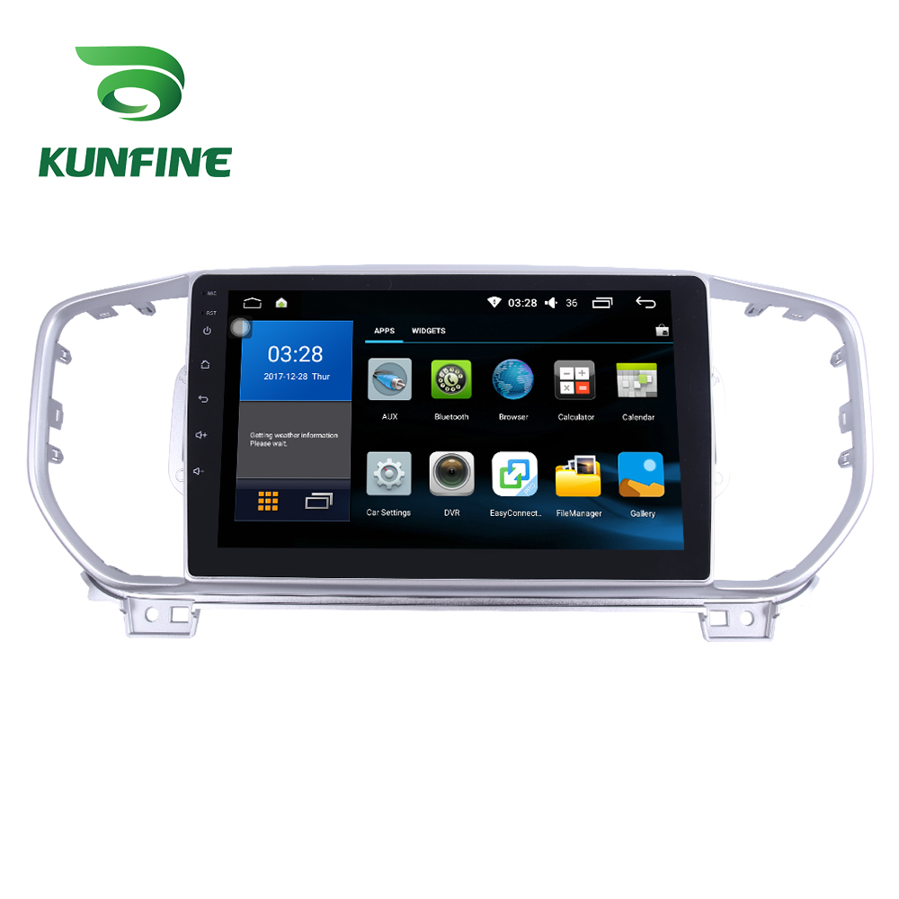 Android Car DVD GPS Navigation Multimedia Player Car Stereo For KIA KX5 Sportage 2016 Radio Headunit (6)