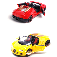 1 Pc Cars Model Toy Cars Remote Racing Children Toy 1:24 Sports Car Remote Car(China)