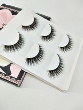 HBZGTLAD Sexy 100% Handmade 3D mink hair Beauty Thick Long False Mink Eyelashes Fake Eye Lashes Eyelash High Quality(China)
