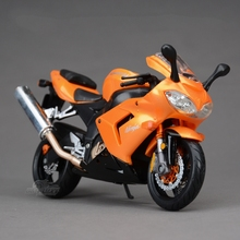 Freeshipping Maisto Kawasaki Ninja ZX-10R 1/12 Motorcycles Diecast Metal Sport Bike Model Toy New in Box For Kids