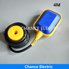Float switch water level control tank sensor 4m PVC Cable ball type Float Switch for industry pump (CX-M15-2)(China)