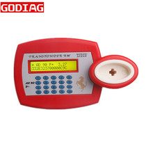 AD90 Key Programmer V3.27 AD90 Transponder Key Programmer AD90 AD90P+ Transponder Key Duplicator Plus(China)