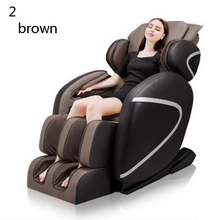3D mechanical massage chair Household whole body Multi-function electric massage sofa chair Ergonomic design/tb180913/1