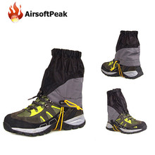 1 Pair/lot Outdoor Trekking Gaiters Snow Climbing Shoes Protection Cover Hiking Skiing Walking Waterproof Skate Short Gaiters