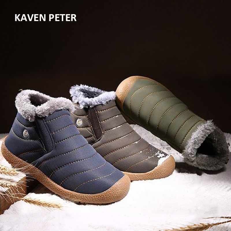 2017 waterproof shoes Winter children casual shoes snow boots kids boys sneakers girls winter boots<br>