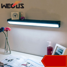 Patent design eye-protect reading light above desk, kitchen shining lamp, led make-up mirror wall lights