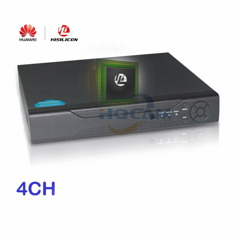ONVIF H.264 4CH Full-HD 1080P NVR Network Video Recorder For IP Camera Support IE Cloud Motion Detection<br><br>Aliexpress