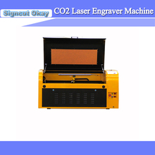 Free Shipping 80W 90W(Reci) 100W TS6090 CNC CO2 Laser Engraving Machine and Laser Cutting Machine CE Authentication