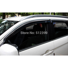 High Quality Silver Color Luggage Roof  Rack Rails For Mitsubishi ASX 2013 2014