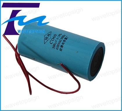 CD60 200mF 50/60 Hz 450VAC motor starting capacitor blue color<br><br>Aliexpress