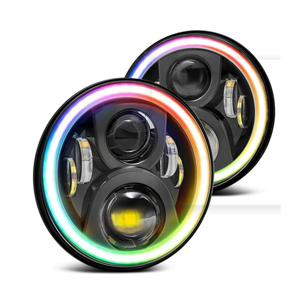 Jeep RGB Headlight