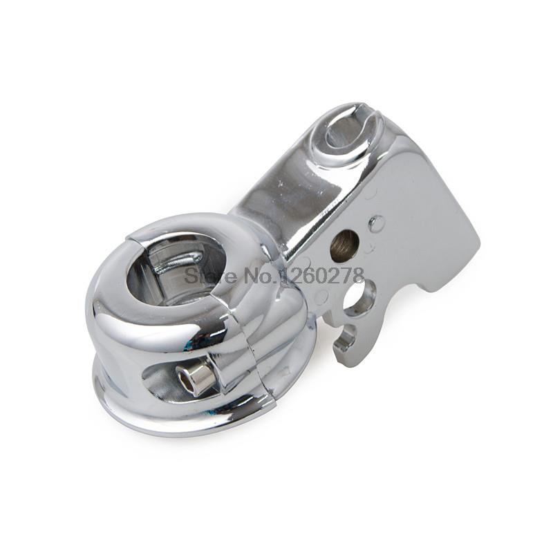 Motor Bike Clutch Perch Holder Mirror Base Fits Harley Dyna Super/Wide Glide Not all Silver<br><br>Aliexpress