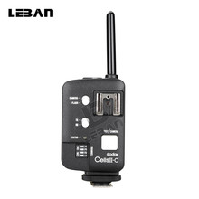 Godox Cells II Wireless Speedlite Flash Transceiver Trigger High Speed For Canon EOS Cameras(China)