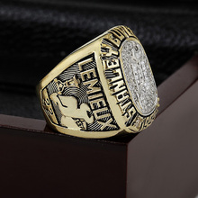 1995 NHL New Jersey Devils Stanley Cup Championship Ring Size 10-13 With High Quality Wooden Box Christmas Fans Best Gift