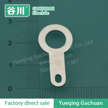 Single head soldering terminal Copper washer connect lug hole size 8.2mm