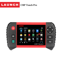 Launch CRP TOUCH PRO 5 inches multimeter digital wifi bluetooth auto full system diagnostic scanner with EPB/DPF/TPMS/Service(China)