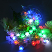 120pcs Mini Fairy LED Ball Lights Pearl Floating LED Berries Lights With Battery For Wedding Decoration Party Supplies Christmas(China)