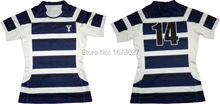 oem custom made sublimation rugby jerseys