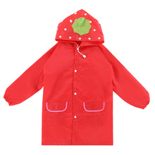 children Raincoat Rainwear/Rainsuit,Kids Waterproof Animal Raincoat 1pc(China)