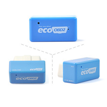 100 pcs/lot 2017 EcoOBD2 Diesel Car Chip Tuning Box Plug and Drive OBD2 Chip Tuning Box Lower Fuel and Lower Emission DHL Free(China)