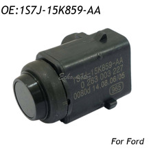 NEW PARKSENSOR PDC Parking Sensor  Backup FIT FORD FOCUS FUSION FIESTA MONDEO MK3 TRANSIT CONNECT 1S7J-15K859-AA  0263003227