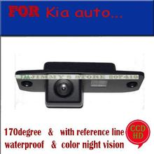 for sony ccd Car camera for KIA Carens/Borrego/Oprius/Sorento/Sportage R / KIA CEED Car Rear View Camera Reverse parking assist