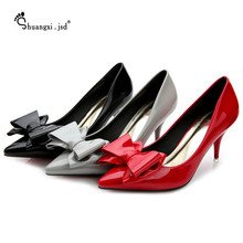 2017 Summer New Woman Shoes Brand Sexy High-heeled Design Fashion Black Shoe Women High Heels Wedding 34-39 Scarpe Donna