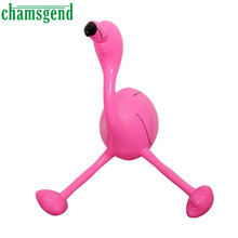 Pink Novelty Inflatable  Beach Toy Animal New Pool Kid Party Toy Beach Toy Aug25