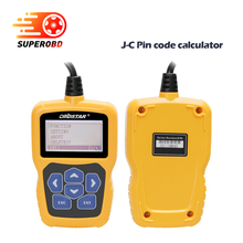 2017 New Arrival Original OBDSTAR J-C Pin code calculator Immobilizer tool covering wide range of vehicles free update online(China)