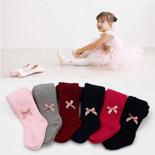 2016 autumn and winter thickening children 's pantyhose girls large PP Siamese socks children socks