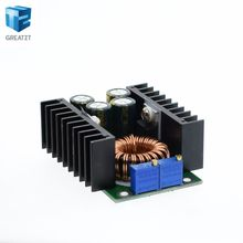 Electric Unit High quality C-D C CC CV Buck Converter Step-down Power Module 7-32V to 0.8-28V 12A 300W XL4016