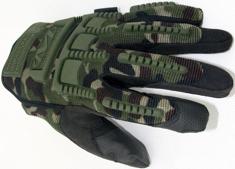Touchscreen gloves full finger slip protective gear function protective gloves<br>