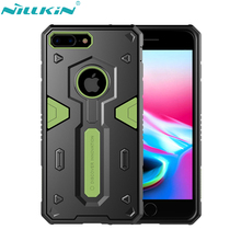 Buy NILLKIN Defender II Phone Case Apple iPhone 8 Plus 8Plus 5.5'' PC & TPU Hybrid Armor Protective Shell Back Cover for $9.89 in AliExpress store